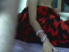 Indian Delhi couple exposing on cam nice wife