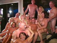 Allstar Pornstar House Party #1 - Pornstars And Centerfolds