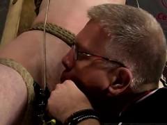 Teen boys bondage movietures gay first time Another Sensitiv