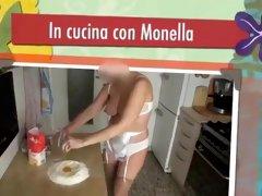 Crazy Amateur clip with Stockings, Masturbation scenes