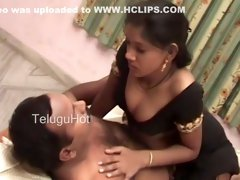 Telugu Couples Seduction