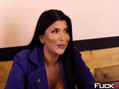 Romi Rain In Dark Obsession Scene 2