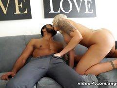Exotic pornstar Nina Elle in Amazing Big Tits, Cumshots adult movie