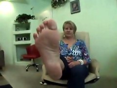 Mature soles showing