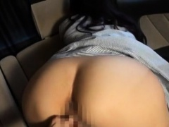 Hot playgirl pisses and gets bald pussy played with toys
