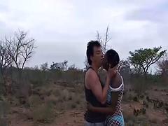 Sex orgy real african safari