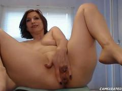 Anal Dildo and Squirt