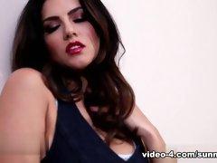 Fabulous pornstar Sunny Leone in Amazing Solo Girl, Masturbation adult scene