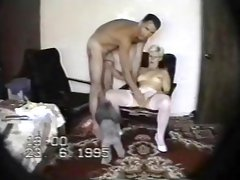 Hottest Amateur video with Blowjob, Russian scenes