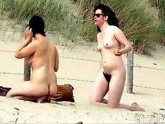 Insane NATURIST Beach Mummies Bare Spycam Hidden Cam Flick - uiPorn