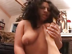 Pierced nipples Hot Pussy Rides Hard and Wild
