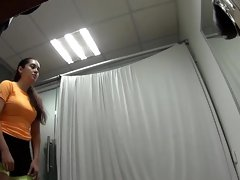 Voyeur dressing room CA 5