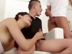 Hot mmf bi get together