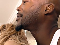 Aleksa Greys fantasize about interracial group sex