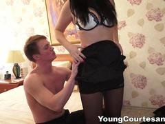 young courtesans - satisfaction on every level segment