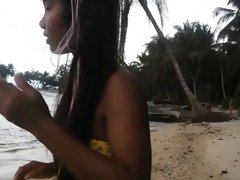 Tiny Thai Teen Heather Deep deepthroat Throatpie Swallow