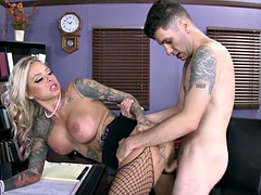 Brazzers  Brittany Amber Loves anal