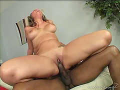 Delilah Strong Fucks A Big Black Cock Hardcore Doggystyle