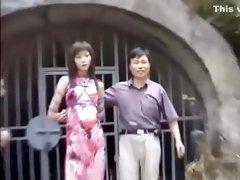Chinese outside bondage