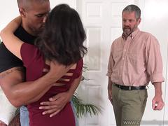 Penelope Reed Gets Off Watching a Real Man Take Control Of Her