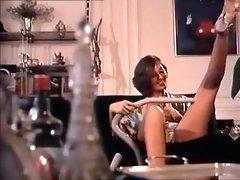 Maid Masturbating with Vacuum Cleaner