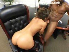 Best pornstar Naomi Russell in incredible interracial, lingerie xxx video