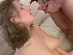 Teen Slut Needs Big Cock to Suck