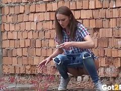 Got2Pee  Peeing Women Compilation 005