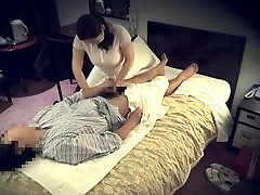 Naughty Asian masseuse feeds her need for cock on hidden cam
