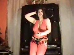 Arab stomach dance