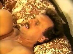 Retro Sex with Oral Creampie Finish