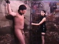Asians Dominating Their Slaves