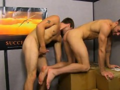 Amazing twinks Fucked by the New Office Guy