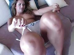 Regina Has a Great Pair of Tits and Wet Cunt