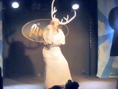 Burlesque Strip SHOW 010 Lucky Minx Reveal Me at Rivoli