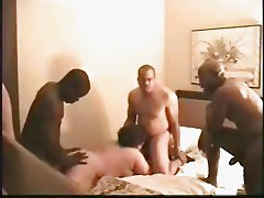cuckold watches BBC destroy wife