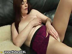 Dirty mature housewife loves part5