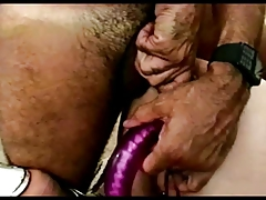 He Reefs Her Mature Hairy Asshole