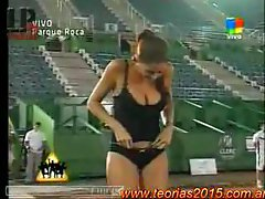 Pamela David Strip Tenis