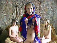 Fresh Russian Teen Girls Casting
