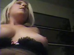 Watch her rub that plump creamy pussy till she cums