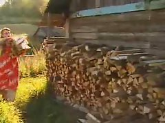 Russian Village Sex