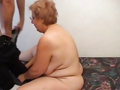 Granny sex