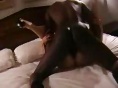 A Slut Wife In Hotel With BBC